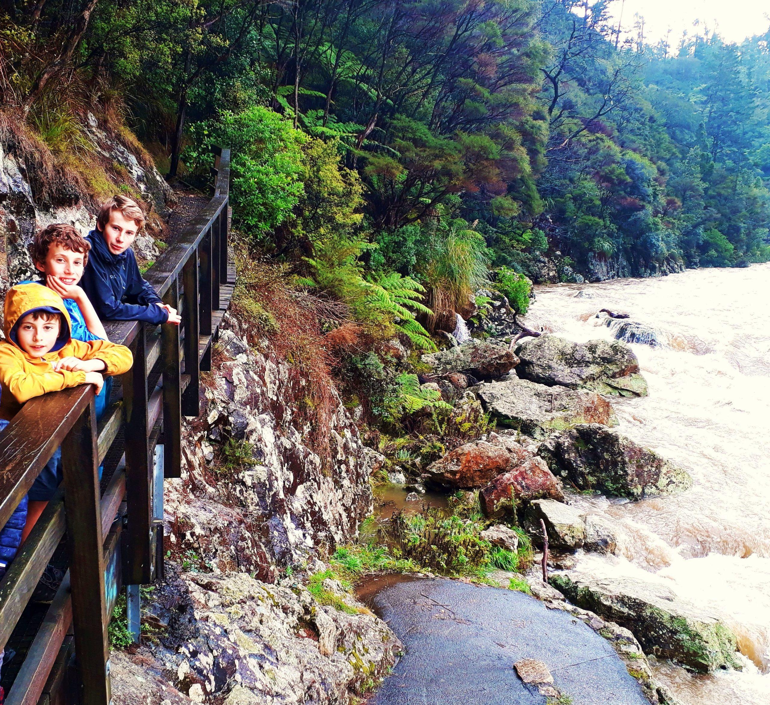 Prends ton baluchon - épisode 7 : Axel, Célian et Lubin en Nouvelle-Zélande